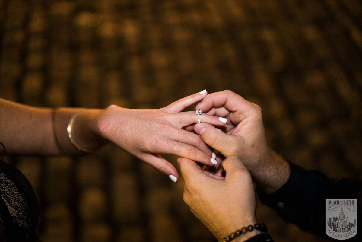Photo 17 Marriage proposal by Planetarium NYC   VladLeto