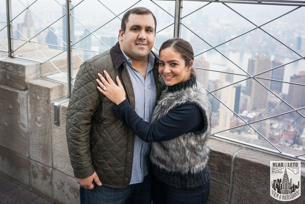 Photo 40 Best Places to Propose in NYC + Tips. | VladLeto