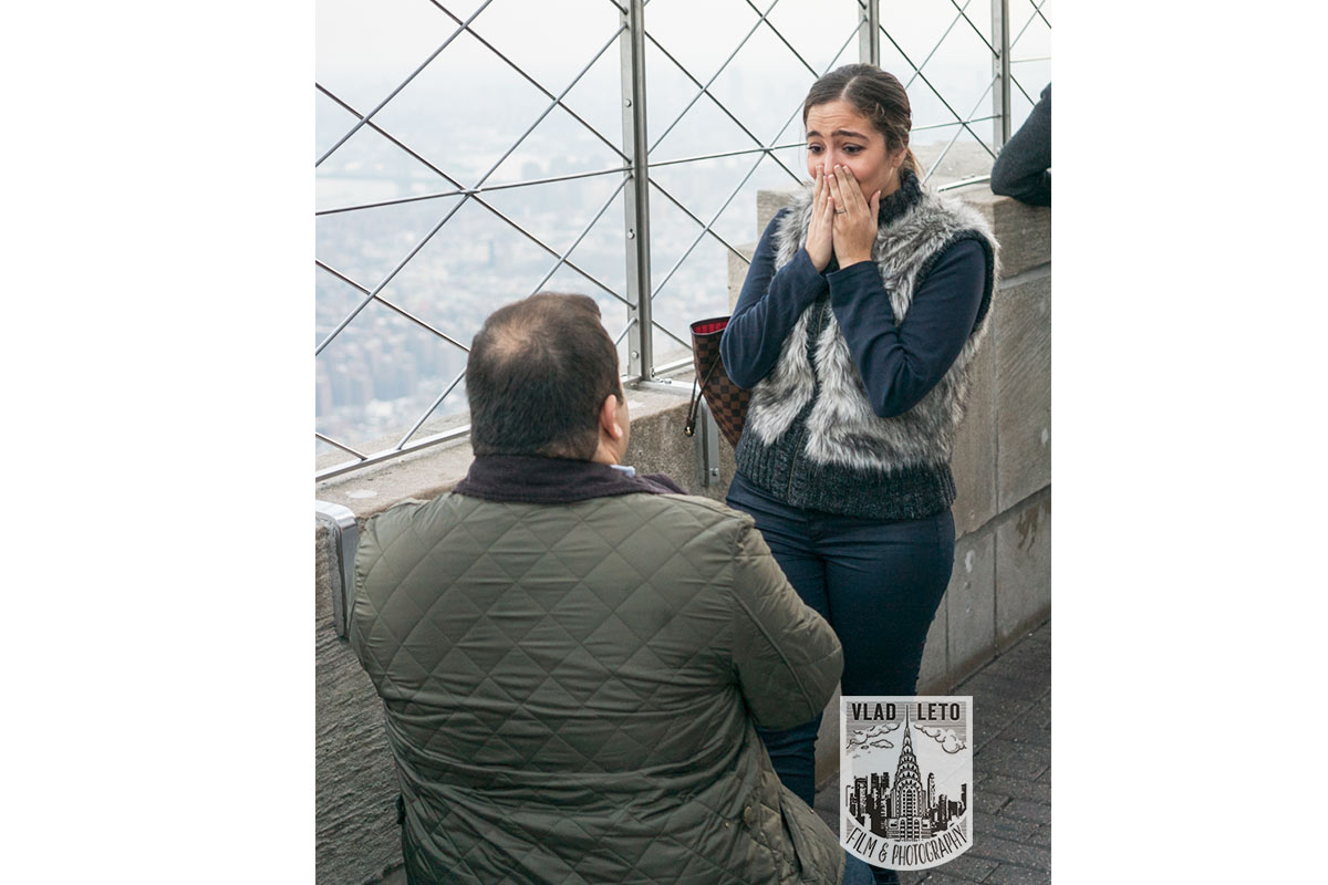 Photo 39 Best Places to Propose in NYC + Tips. | VladLeto
