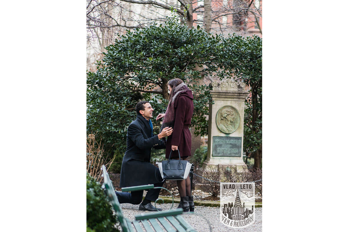 Photo 16 Best Places to Propose in NYC + Tips. | VladLeto