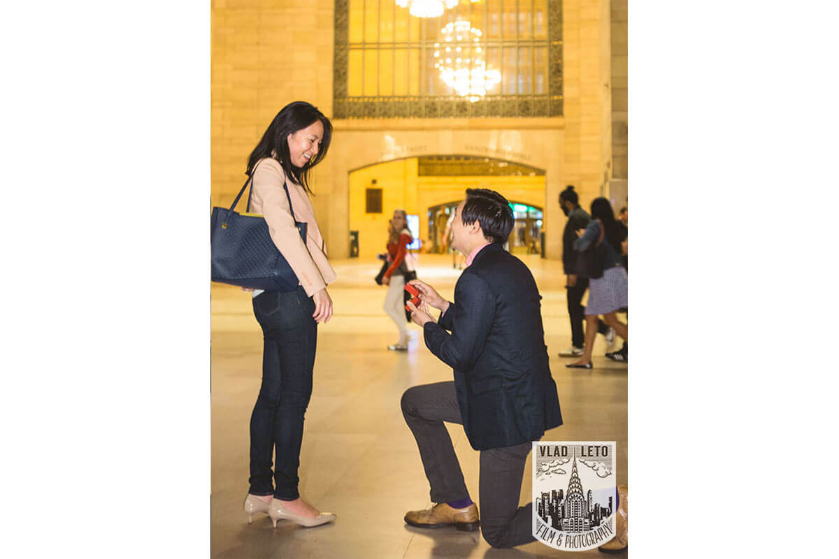 Photo 5 Best Places to Propose in NYC + Tips. | VladLeto