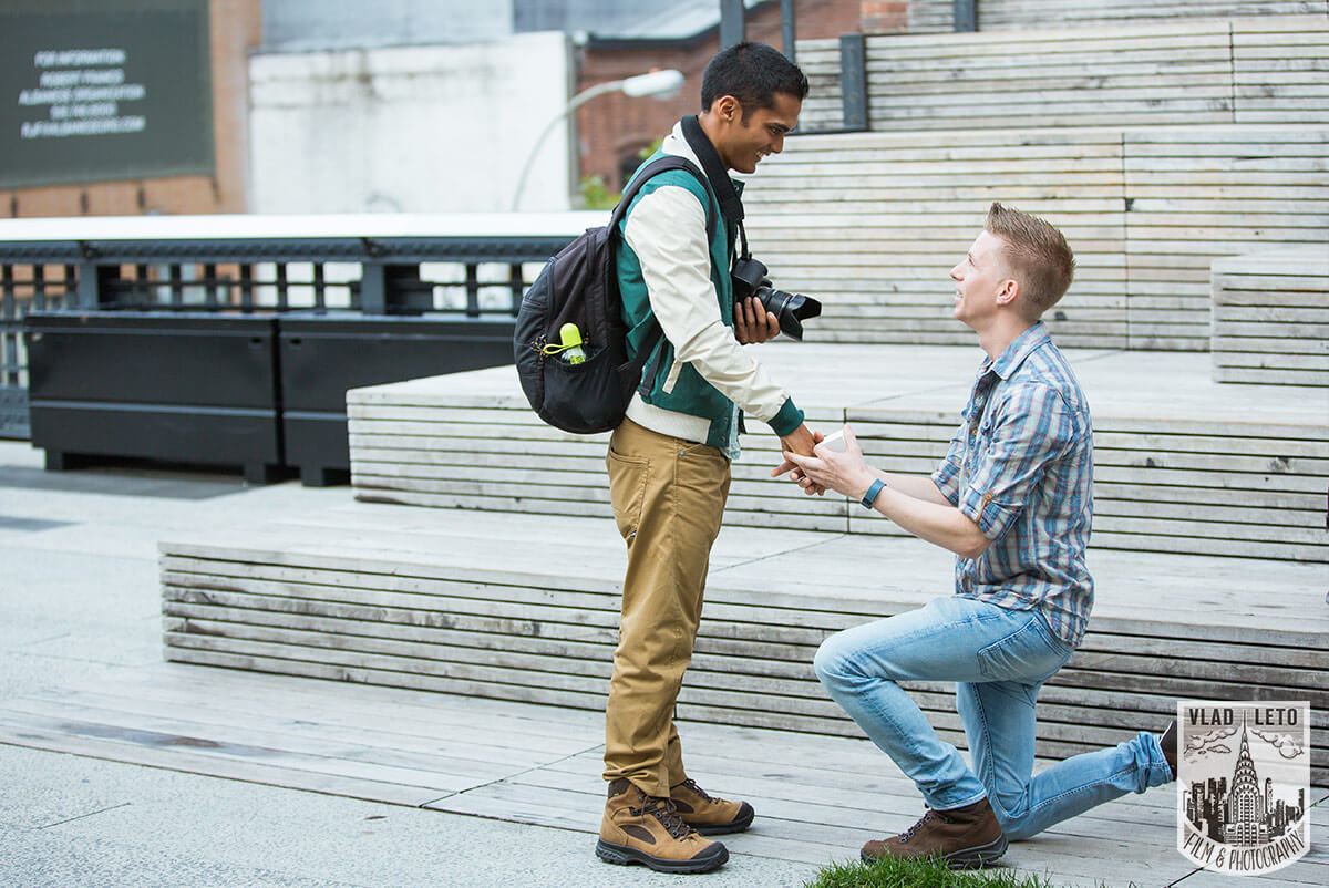 Photo 31 Best Places to Propose in NYC + Tips. | VladLeto