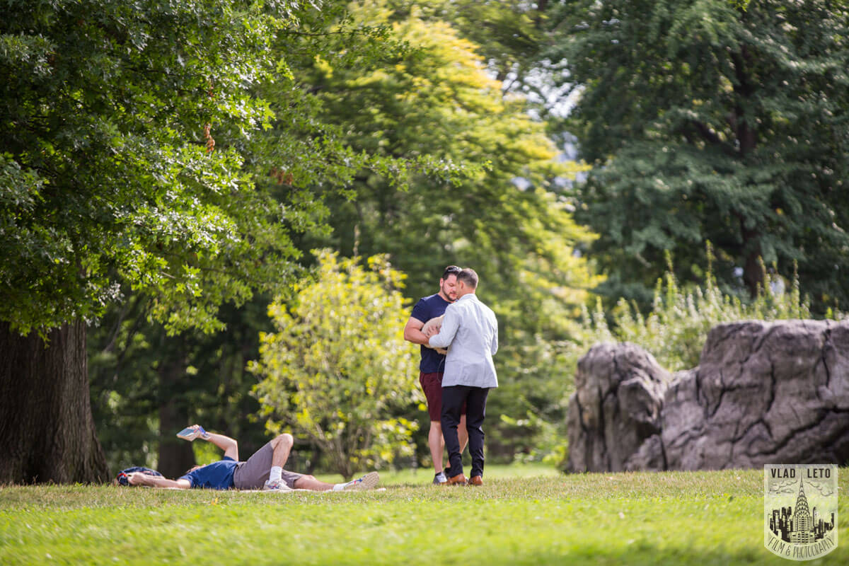 Photo 7 Central Park Picnic Proposal | VladLeto