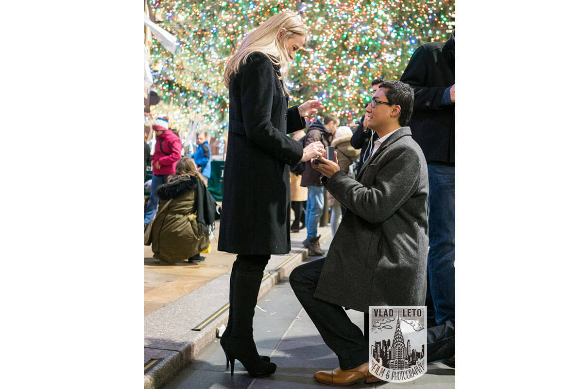 Photo 20 Best Places to Propose in NYC + Tips. | VladLeto