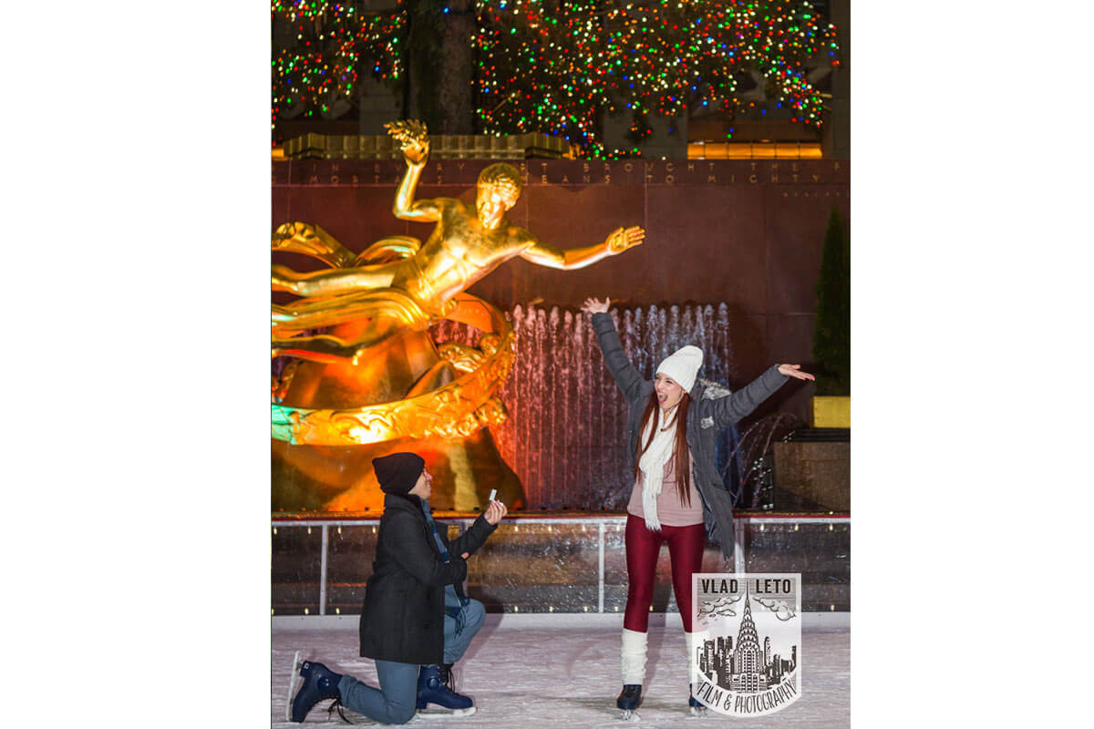 Photo 24 Best Places to Propose in NYC + Tips. | VladLeto