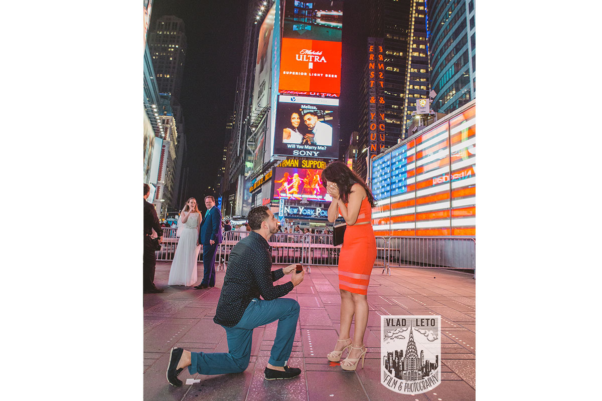 Photo 38 Best Places to Propose in NYC + Tips. | VladLeto