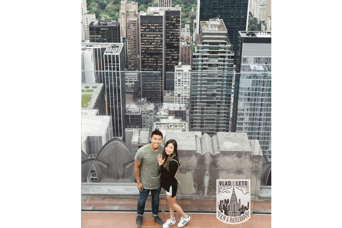 Photo 44 Best Places to Propose in NYC + Tips. | VladLeto