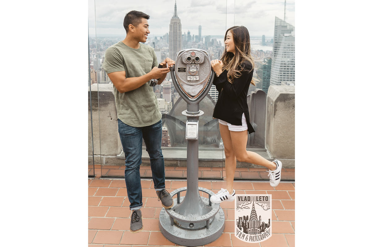 Photo 45 Best Places to Propose in NYC + Tips. | VladLeto