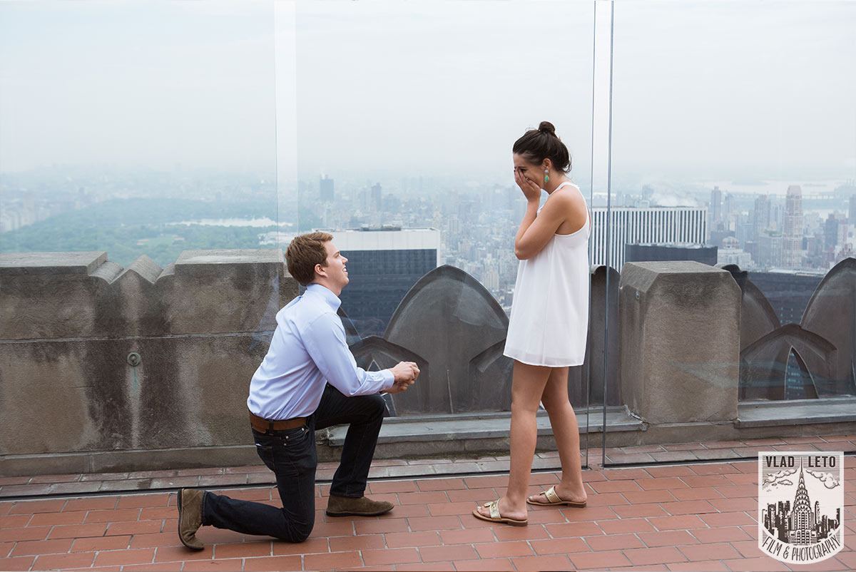 Photo 42 Best Places to Propose in NYC + Tips. | VladLeto