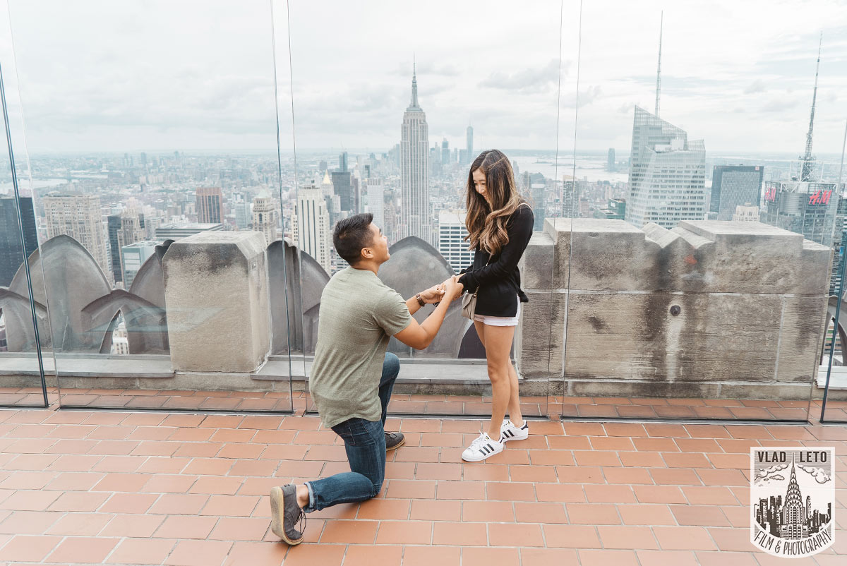Photo 41 Best Places to Propose in NYC + Tips. | VladLeto