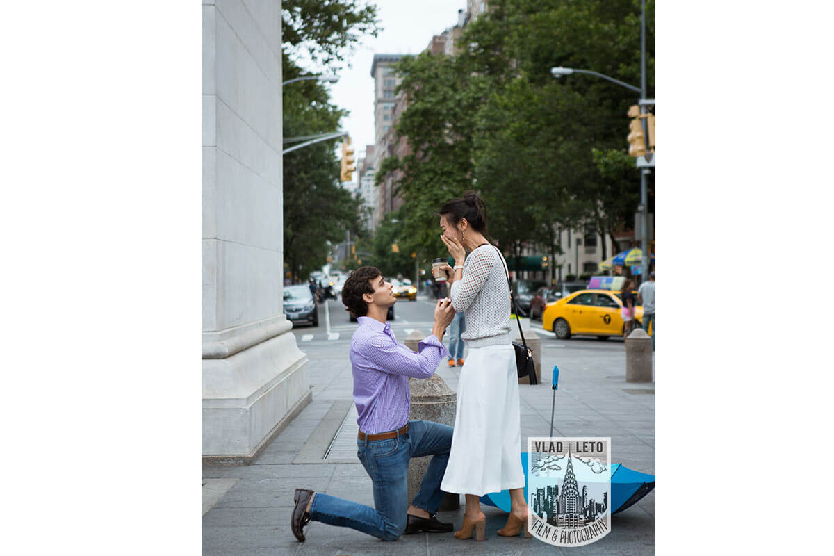 Photo 25 Best Places to Propose in NYC + Tips. | VladLeto