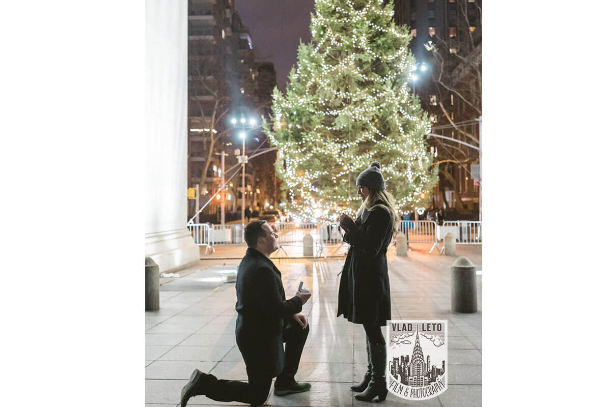Photo 28 Best Places to Propose in NYC + Tips. | VladLeto
