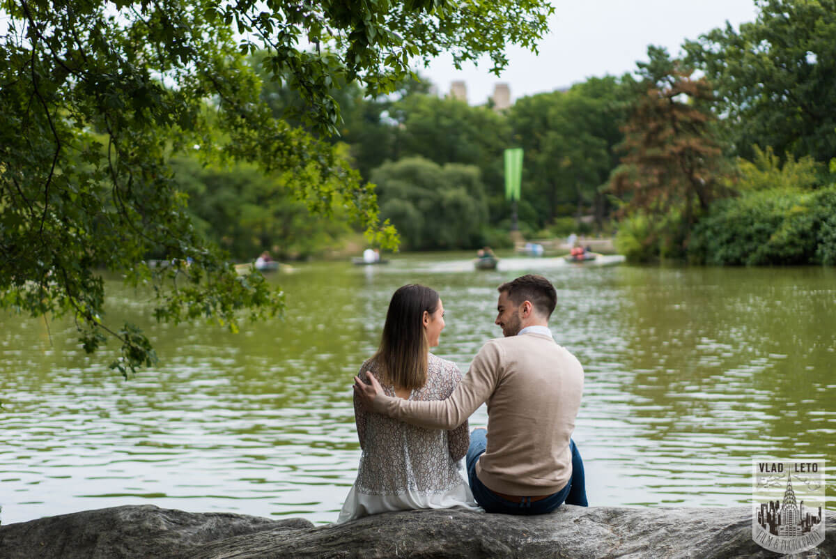 Photo 9 Central Park Marriage Proposal | VladLeto