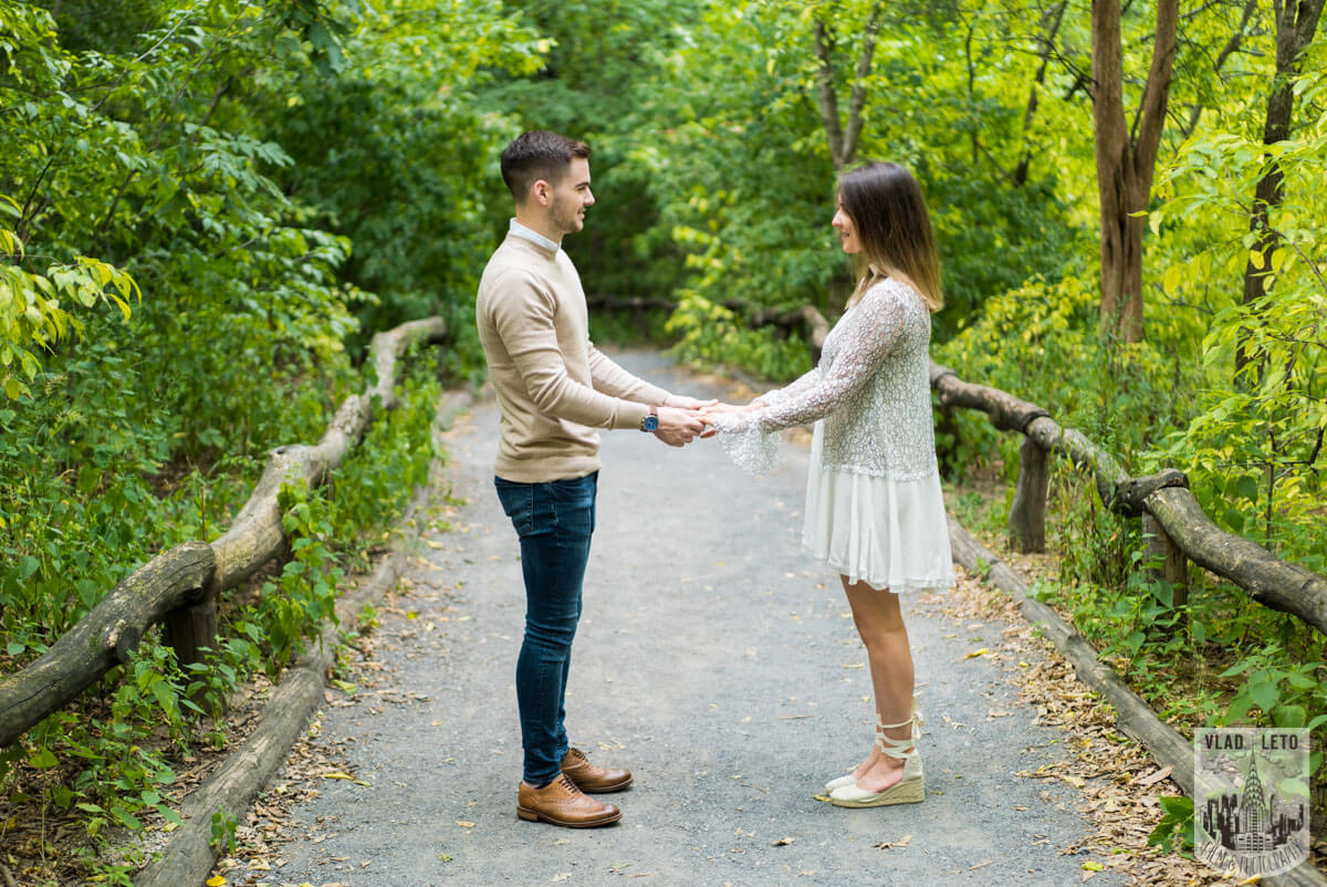 Photo 10 Central Park Marriage Proposal | VladLeto