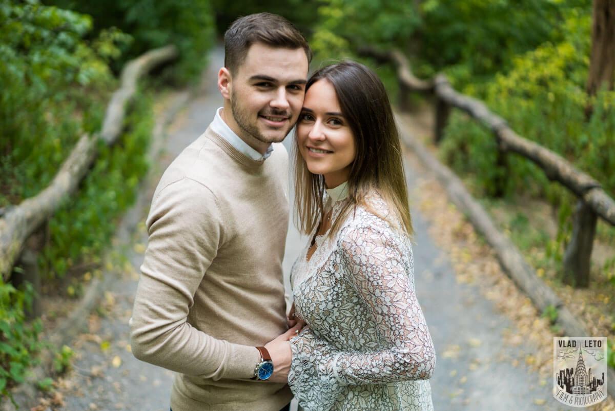 Photo 8 Central Park Marriage Proposal | VladLeto