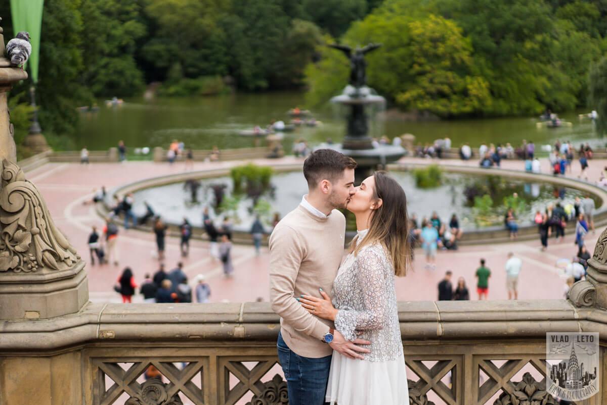 Photo 25 Central Park Marriage Proposal | VladLeto