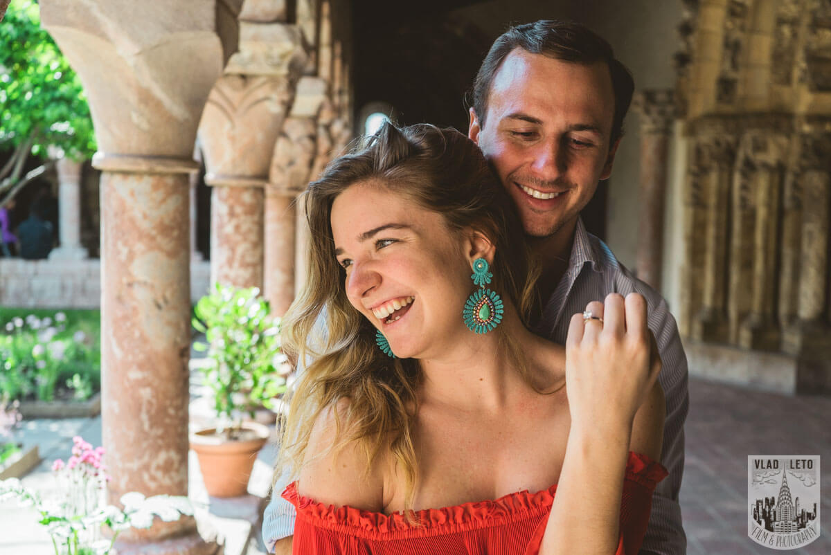 Photo 3 The Cloisters Surprise Proposal | VladLeto