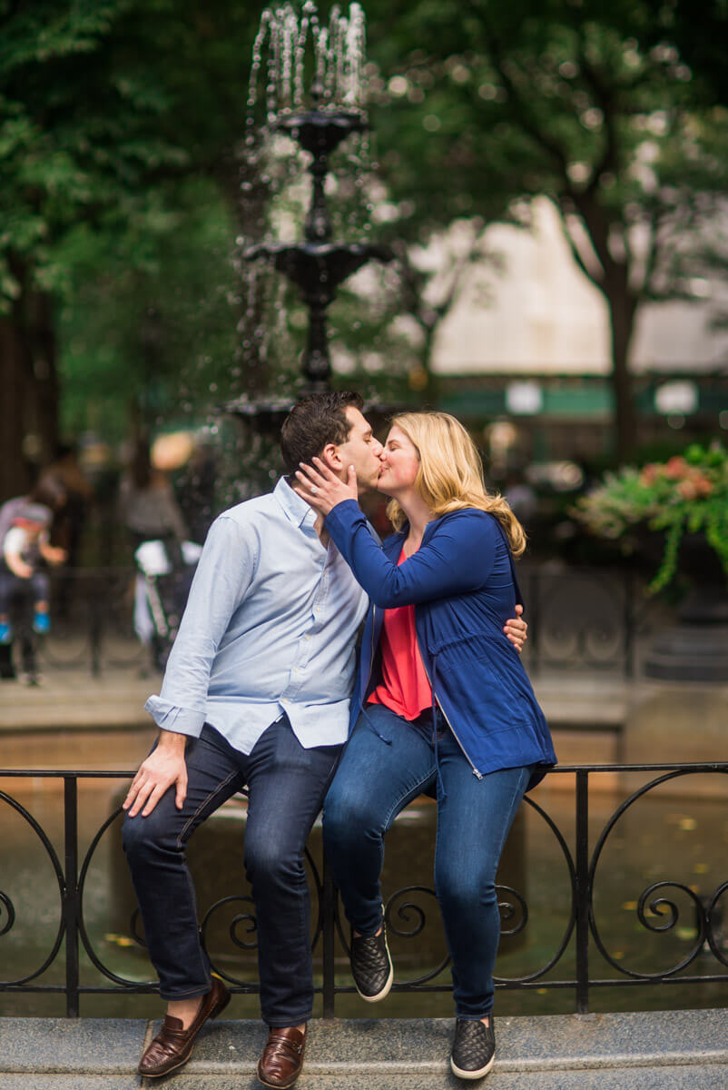 Photo 6 Flat Iron Surprise Proposal | VladLeto