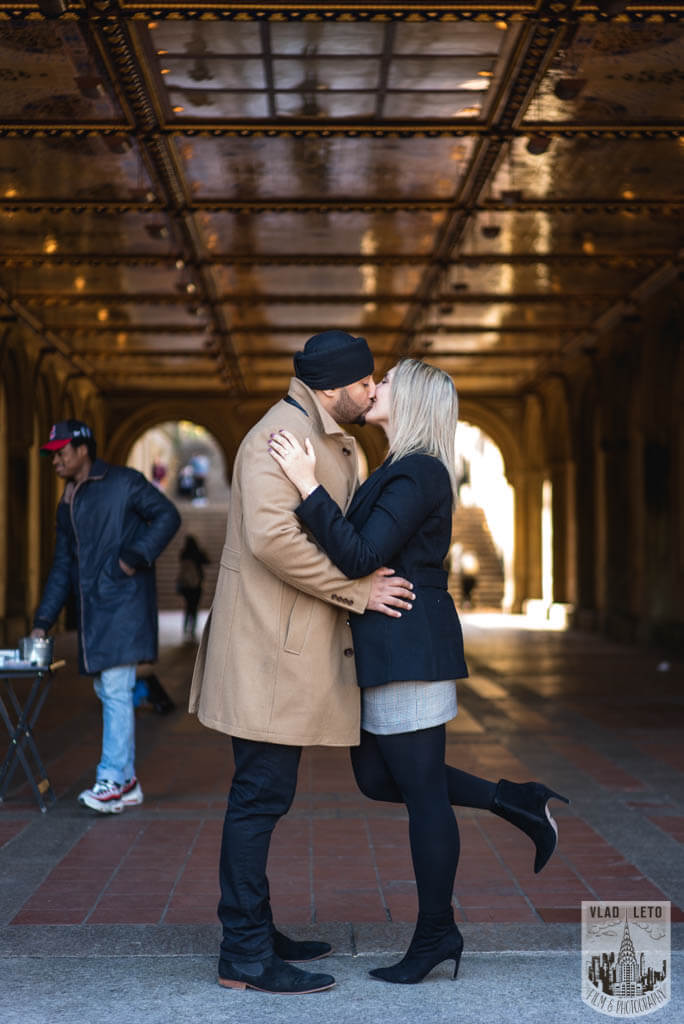 Photo 3 Bow Bridge Marriage proposal | VladLeto