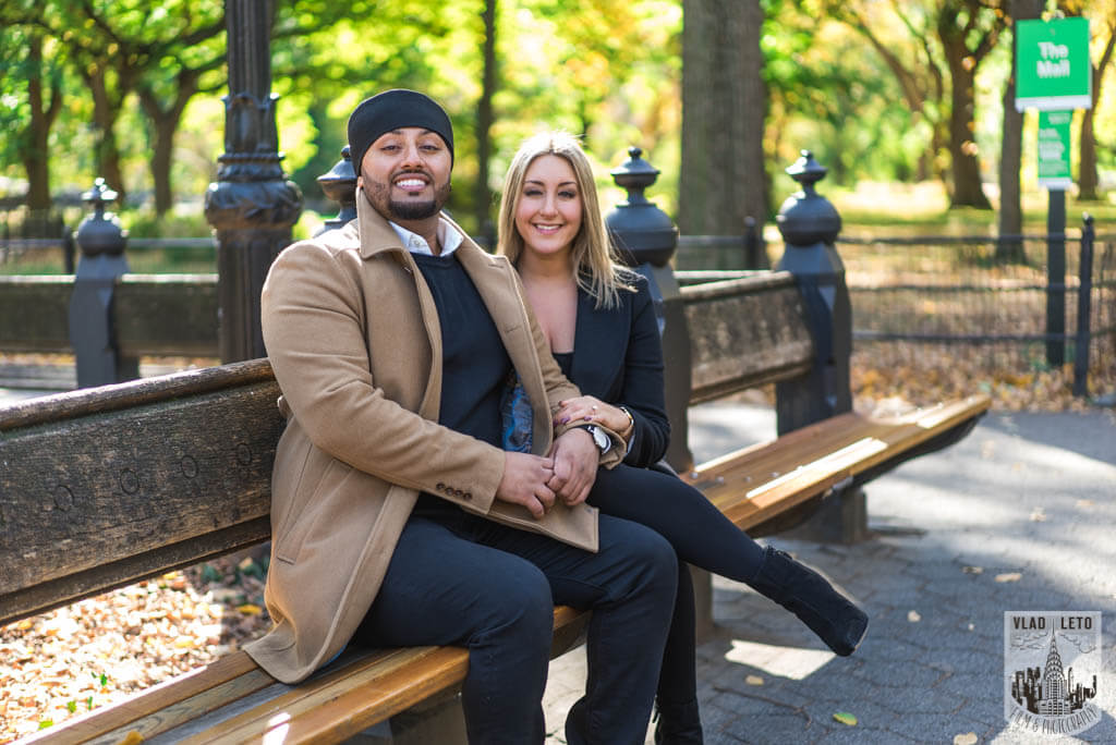 Photo 6 Bow Bridge Marriage proposal | VladLeto