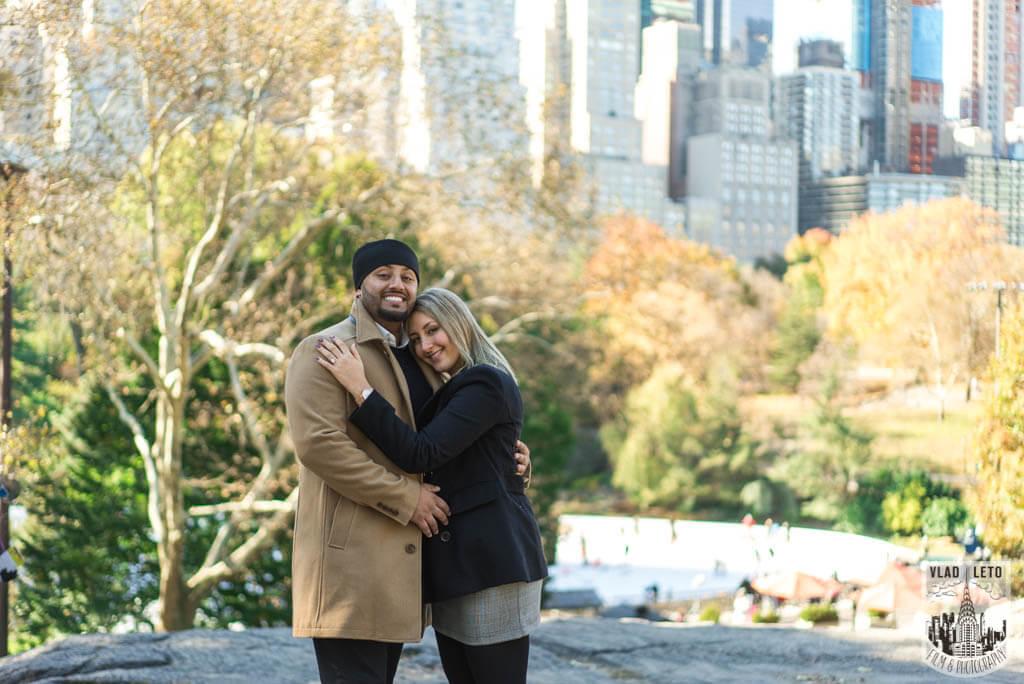 Photo 7 Bow Bridge Marriage proposal | VladLeto