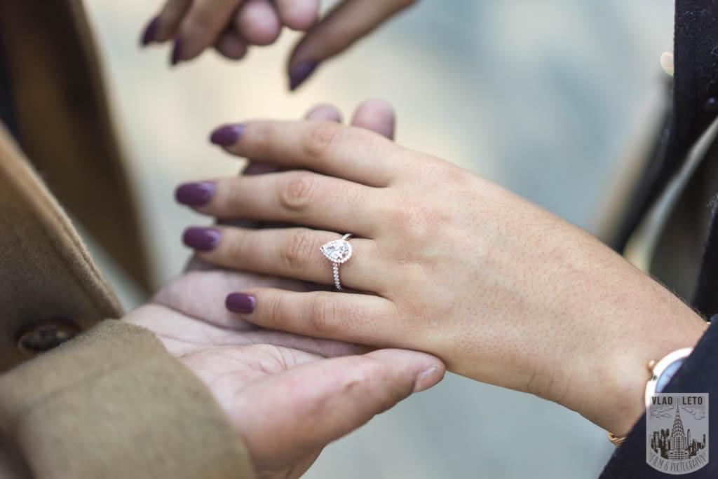 Photo 9 Bow Bridge Marriage proposal | VladLeto