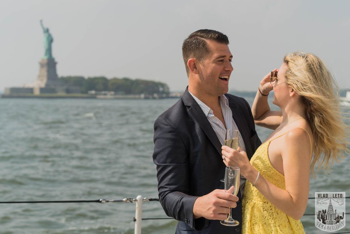 Photo 6 Private boat Marriage Proposal | VladLeto