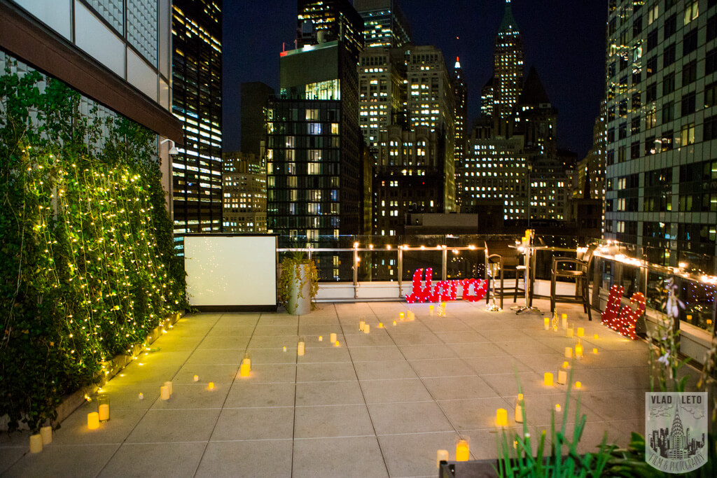 Photo 6 Private Rooftop Marriage Proposal   VladLeto