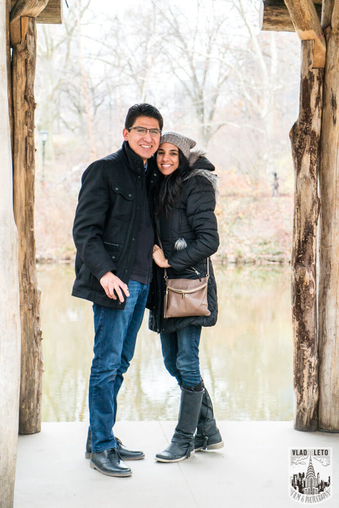 Photo 4 Wagner Cove Surprise Proposal in Central Park | VladLeto