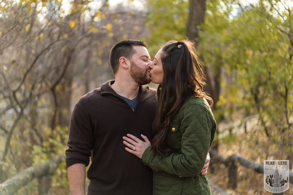 Photo 17 Wagner Cove in Central Park Mariage proposal | VladLeto