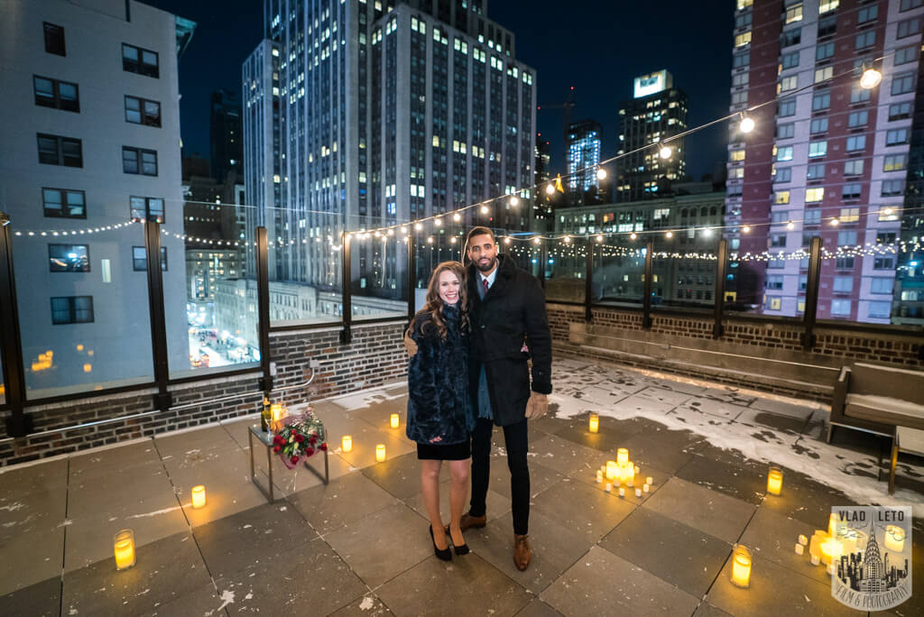 Photo 6 Private Rooftop Proposal | VladLeto