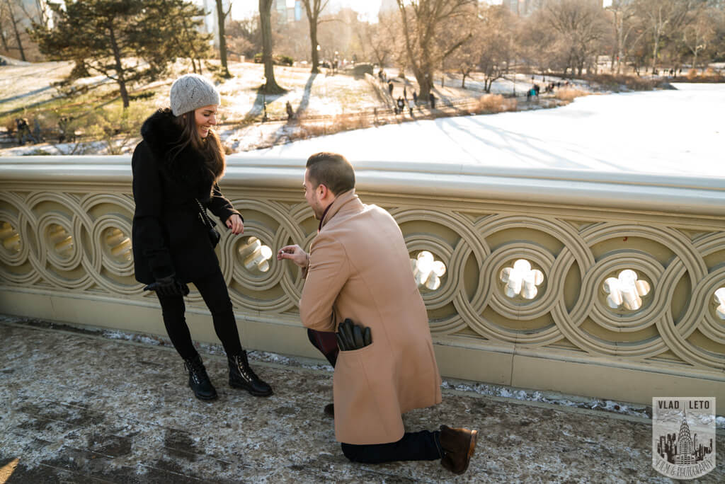 Photo First Proposal of 2018th | VladLeto