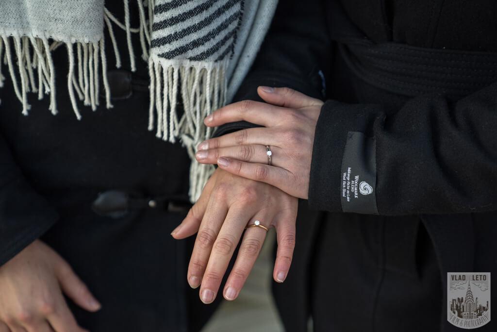 Photo 17 Same Sex proposal by Brooklyn Bridge + Engagement in Central Park | VladLeto