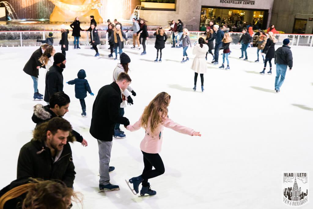 Photo Rockefeller Center Ice Rink Proposal | VladLeto