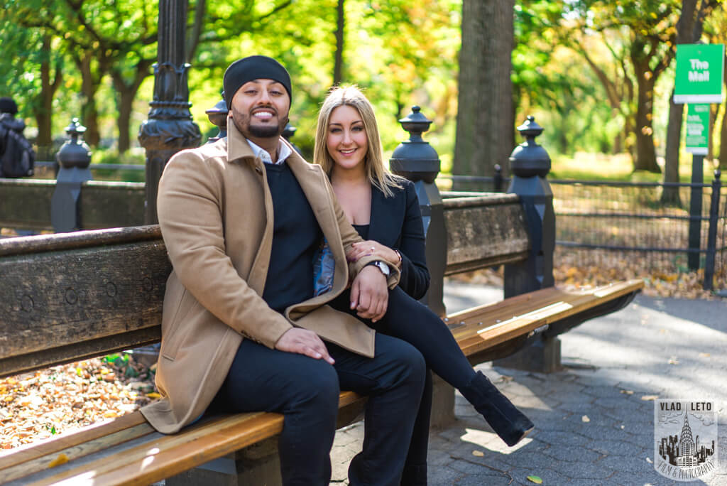 Photo How he Asked featured Proposal story from Central Park | VladLeto