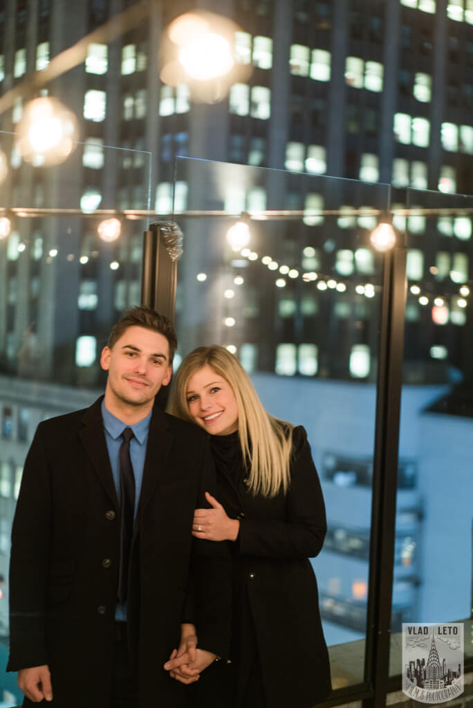 Photo 15 Private Rooftop Proposal with Empire State Building view