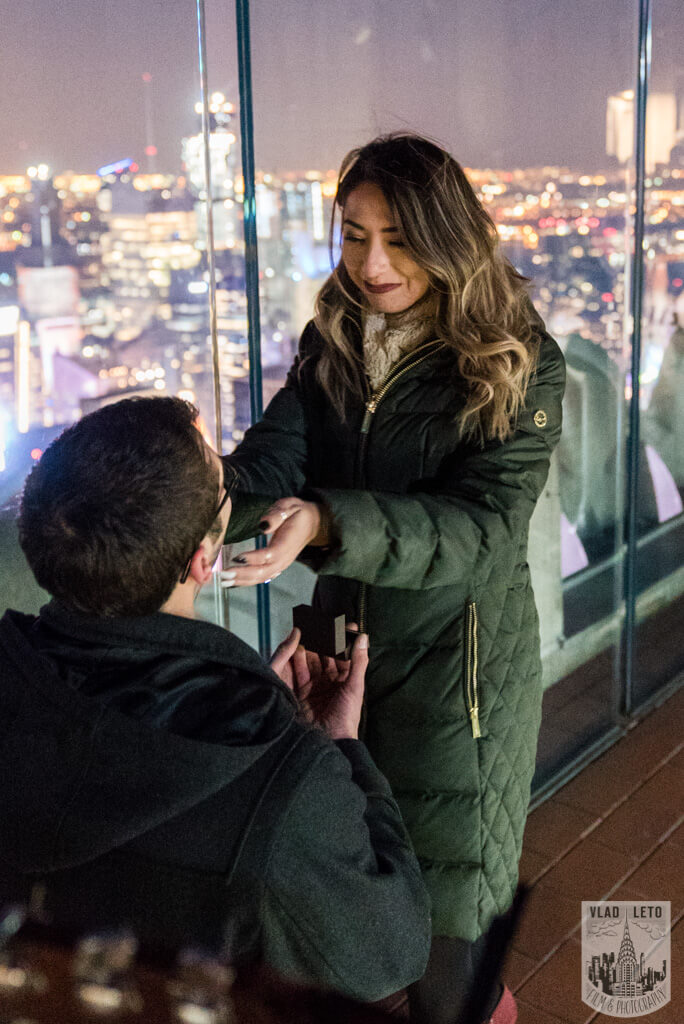 Photo 5 Top of the Rock Marriage Proposal 2