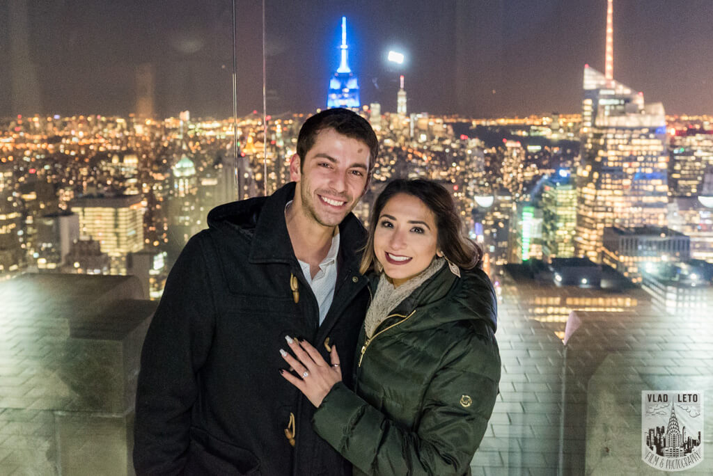 Photo 15 Top of the Rock Marriage Proposal 2