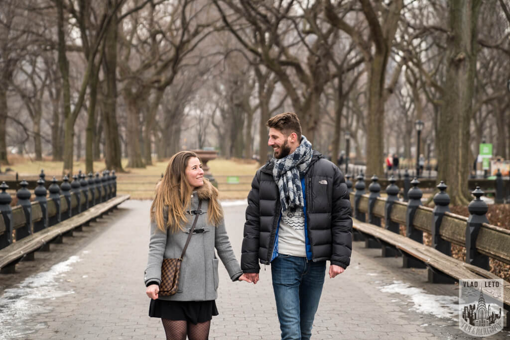 Photo 17 Central Park proposal by Bow Bridge. | VladLeto