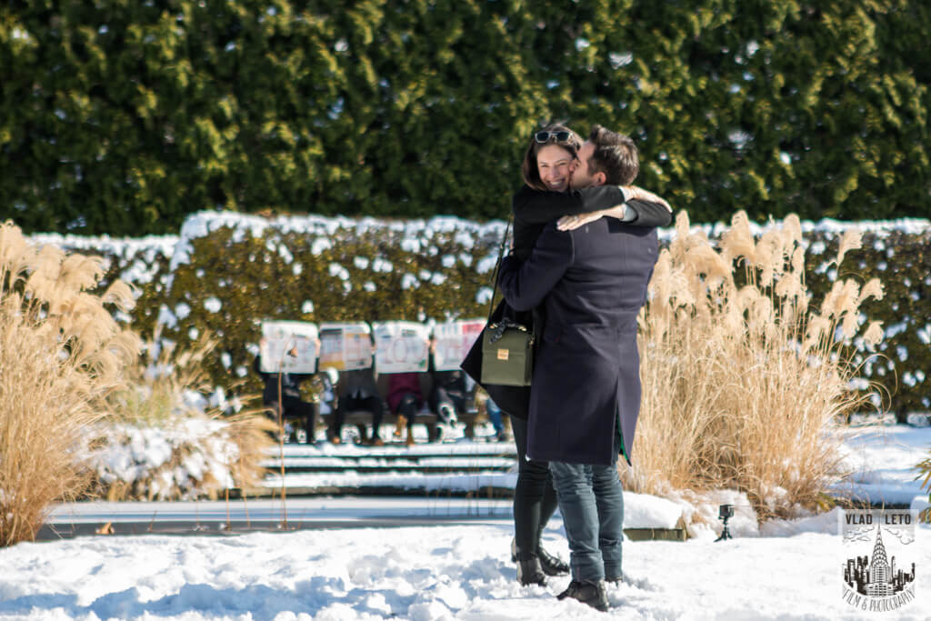 Photo 9 Wave Hill Surprise Proposal (photo+video) | VladLeto