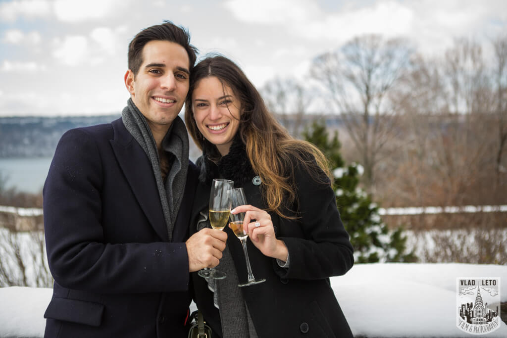 Photo 27 Wave Hill Surprise Proposal (photo+video) | VladLeto