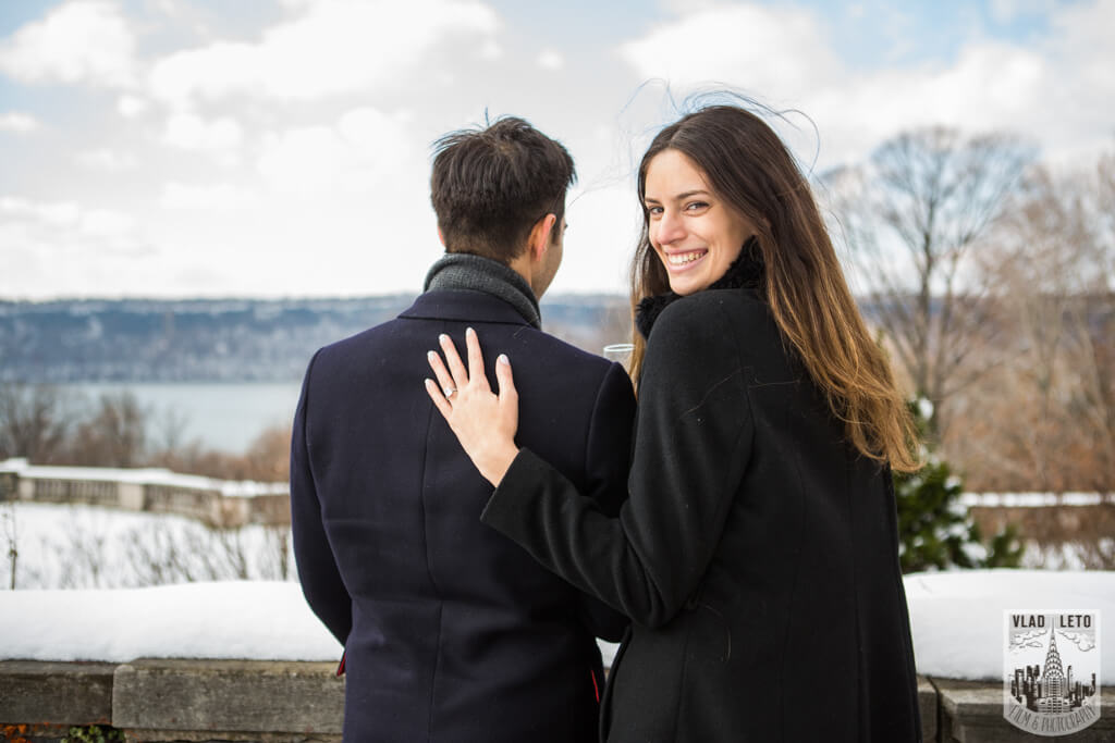 Photo 31 Wave Hill Surprise Proposal (photo+video) | VladLeto