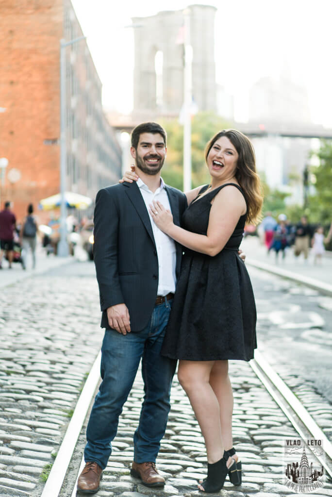 best spot for engagement in Brooklyn