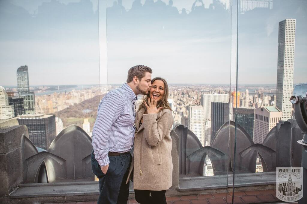 Photo 13 Top of the Rock Marriage Proposal 2