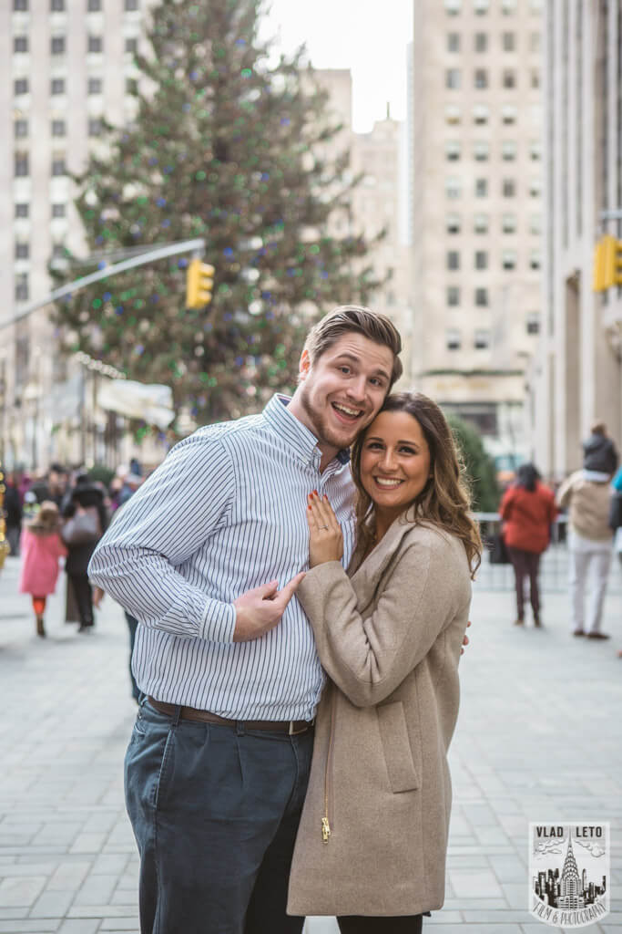 Photo 25 Top of the Rock Marriage Proposal 3 | VladLeto