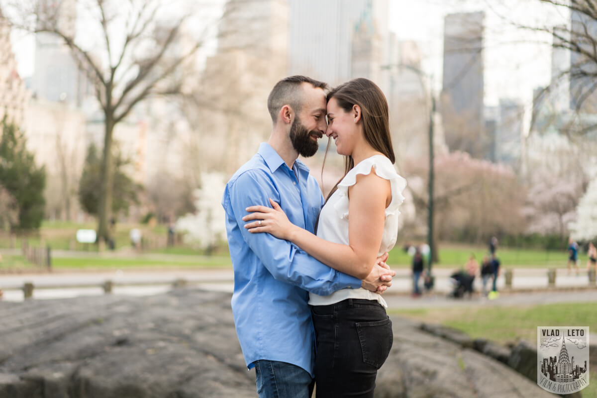 photographer for engagement in nyc