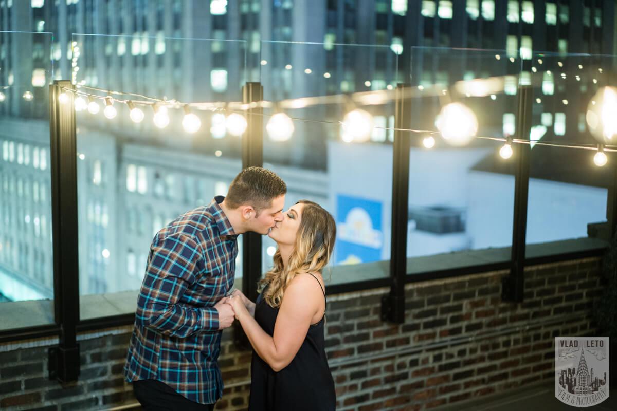 Photo 19 Empire state building view Surprise Marriage Proposal | VladLeto