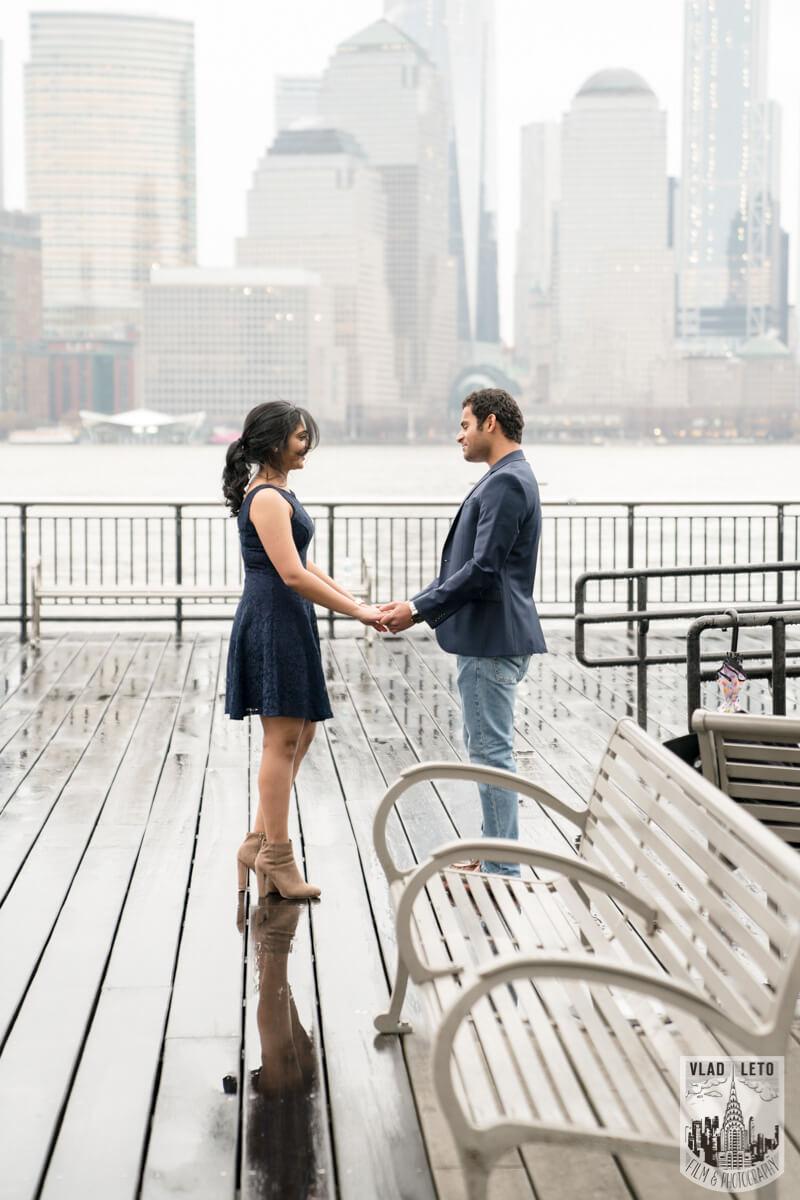 Photo 2 Jersey City Marriage Proposal | VladLeto