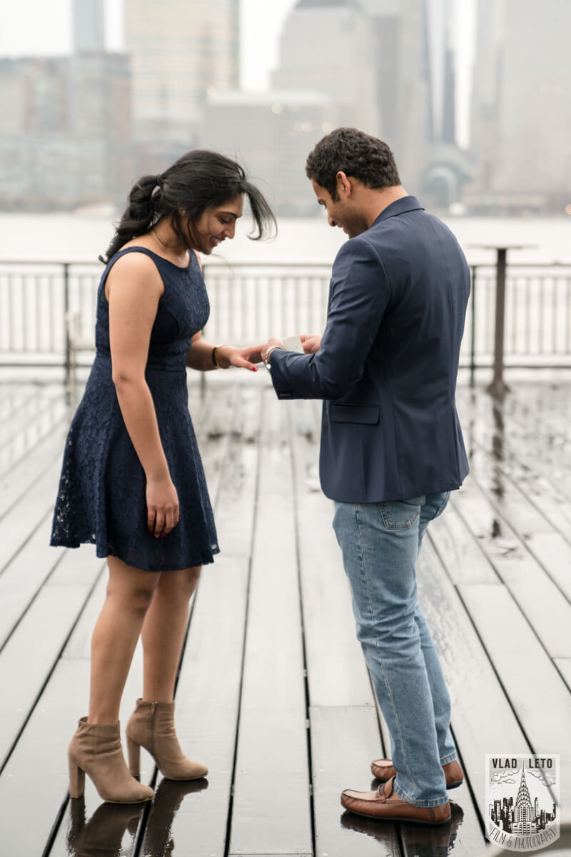 Photo 5 Jersey City Marriage Proposal | VladLeto