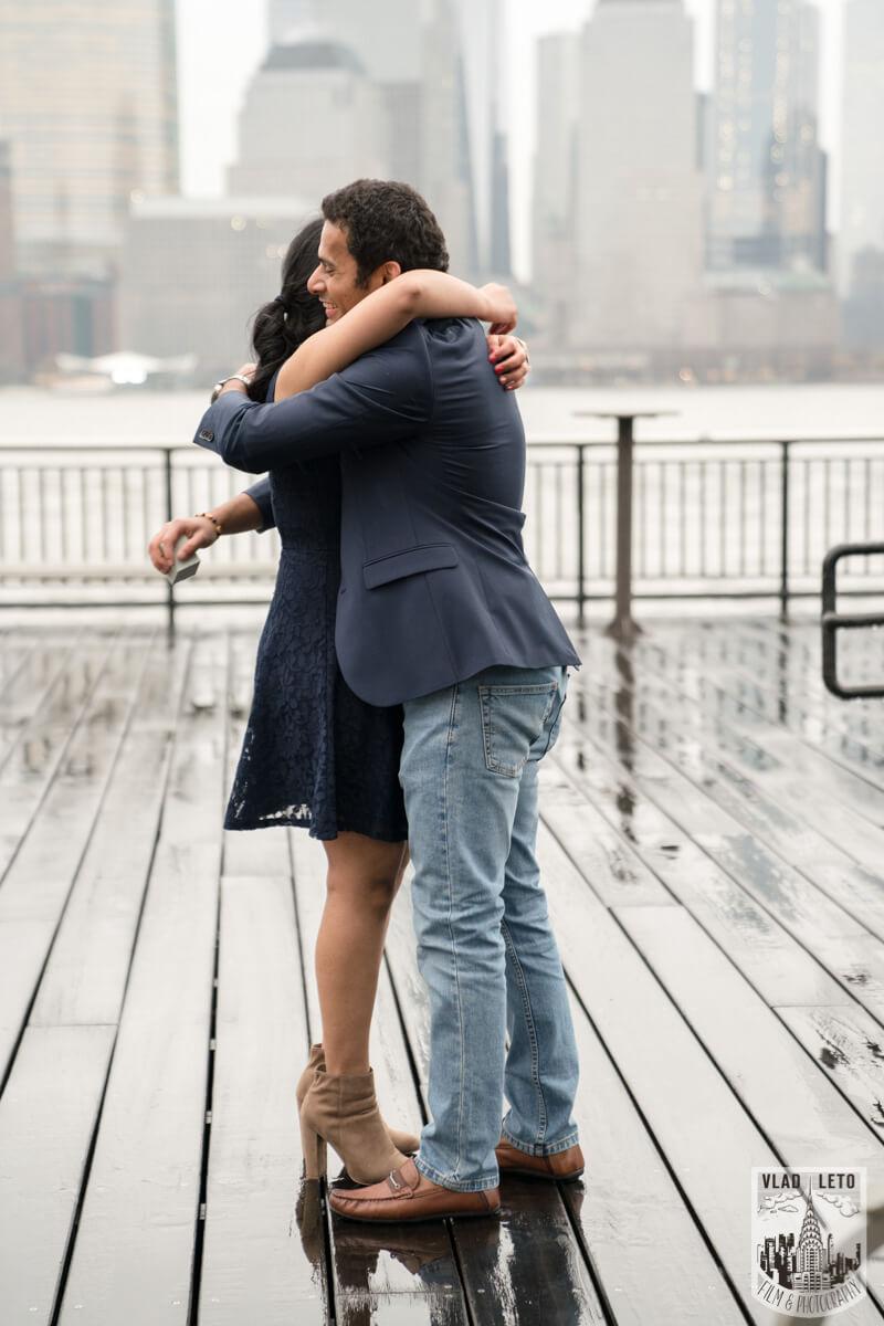 Photo 6 Jersey City Marriage Proposal | VladLeto